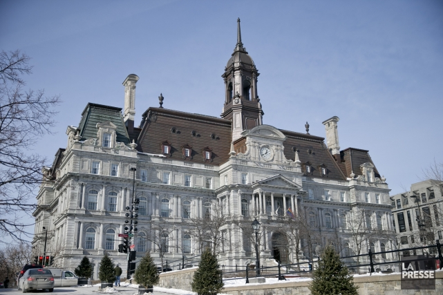 La Commission de la fonction publique de Montréal... (Photo David Boily, La Presse)