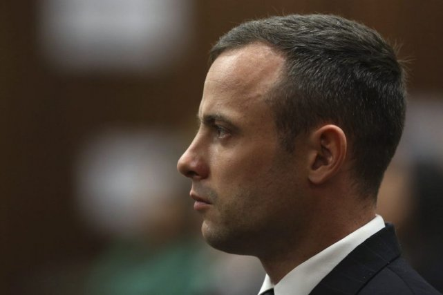 Oscar Pistorius... (Photo Themba Hadebe, Reuters)