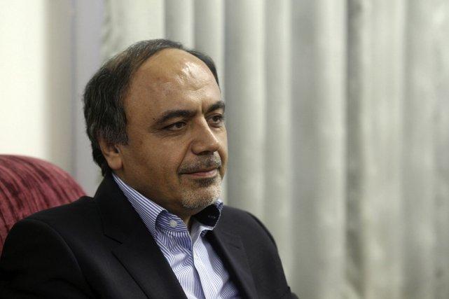 Hamid Aboutalebi... (Photo AP)