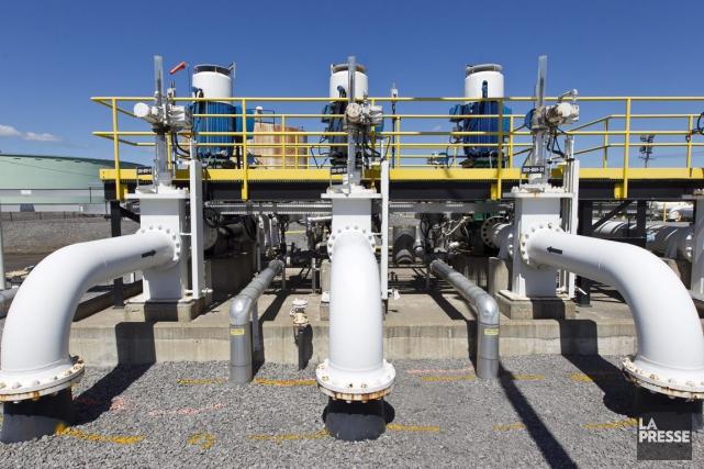 Selon Philippe Cannon, porte-parole du projet Oléoduc Énergie... (PHOTO HUGO-SÉBASTIEN AUBERT, ARCHIVES LA PRESSE)