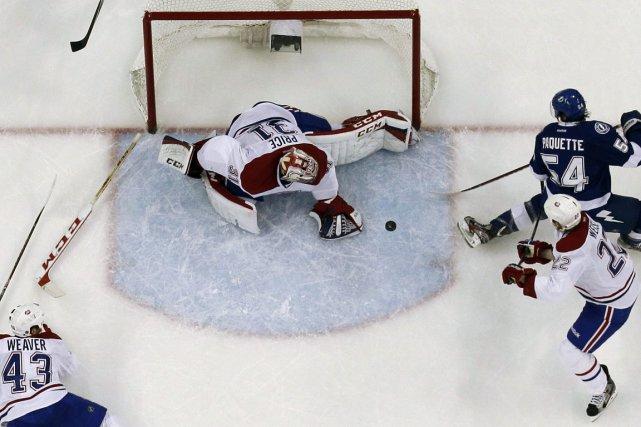 Contrairement au premier match de la série, Carey... (Photo Kim Klement, USA TODAY Sports)