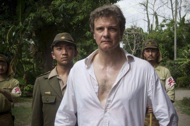 Colin Firth dans The Railway Man.... (PHOTO FOURNIE PAR THE WEINSTEIN COMPANY)