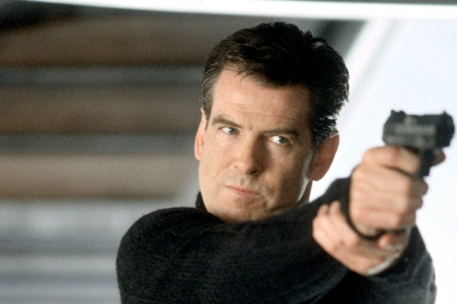 Pierce Brosnan dans Die Another Day.... (PHOTO FOURNIE PAR LA PRODUCTION)