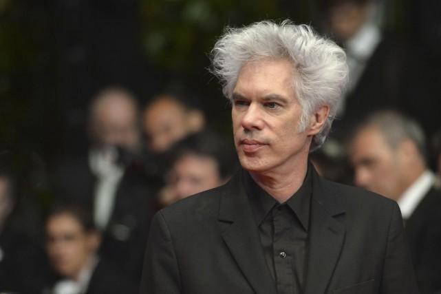 Le réalisateur américainJim Jarmusch... (Photo Albert Pizzoli, AFP)