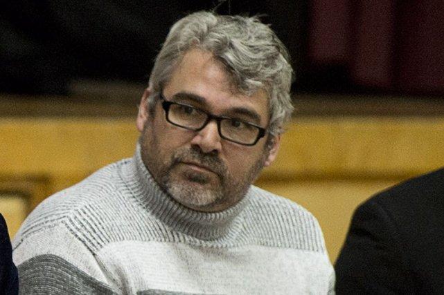 Glen Canning,le père de la jeune Rehtaeh Parsons... (Photo Andrew Vaughan, La Presse Canadienne)
