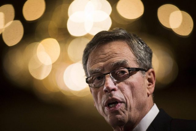 Joe Oliver, le nouveau ministre des Finances s'y... (PHOTO MARK BLINCH, REUTERS)