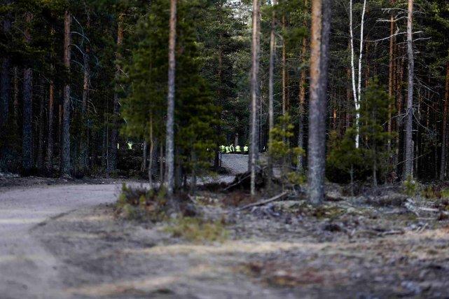 Selon la police, huit victimes ont été retrouvées... (Photo LEHTIKUVA, Reuters)