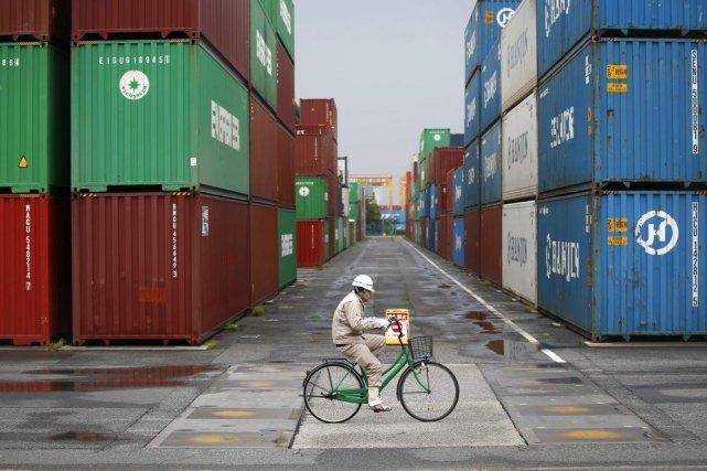 Les importations du Japon se sont envolées en... (Photo Toru Hanai,Reuters)