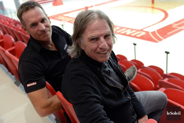Le capitaine de l'équipe canadienne de Fed Cup,... (Photo Erick Labbé, Le Soleil)