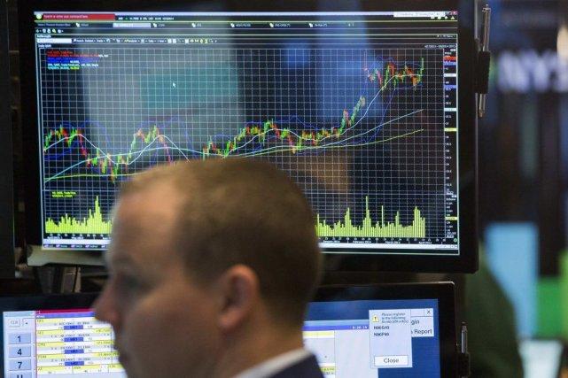 Sur l'ensemble de la semaine dernière, le Dow... (PHOTO LUCAS JACKSON, ARCHIVES REUTERS)