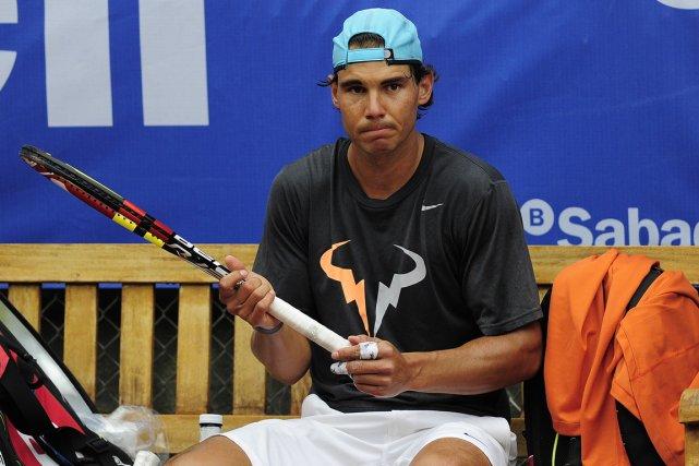 Rafael Nadal sera en quête d'un neuvième titre... (Photo Josep Lago, AFP)