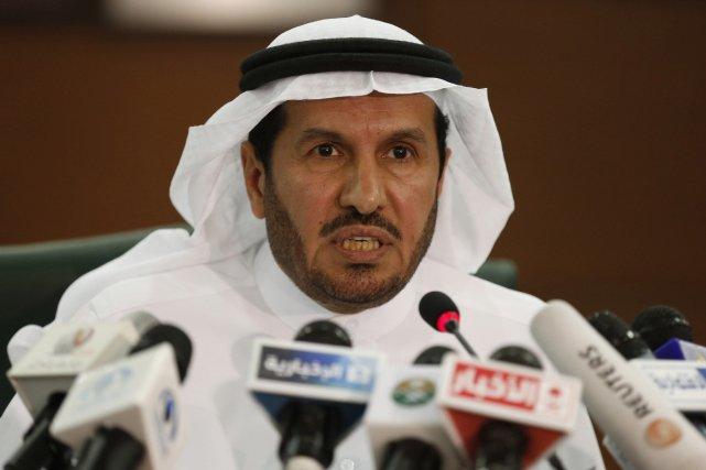 Le ministre de la Santé saoudien, Abdallah al-Rabiah... (PHOTO FAISAL AL NASSER, REUTERS)