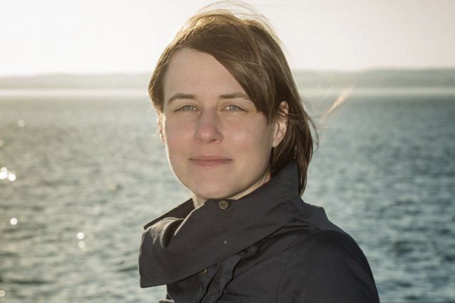 Amoureuse de sa région, Marie-Ève Cyr estdirectrice générale... (Photo fournie par Mario Tremblay)