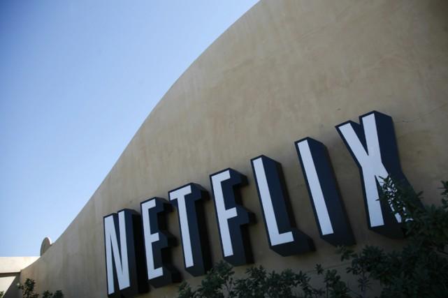 Les bénéfices de Netflix au deuxième trimestre ont plus que doubler alors que... (Photo: Reuters)