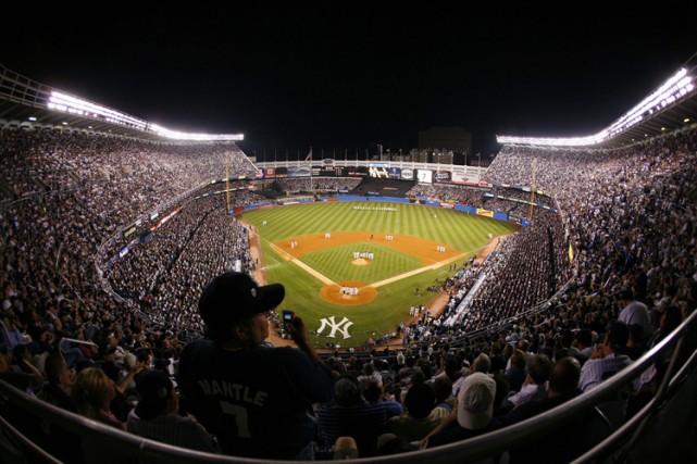 Yankee Stadium... (Photo: AP)