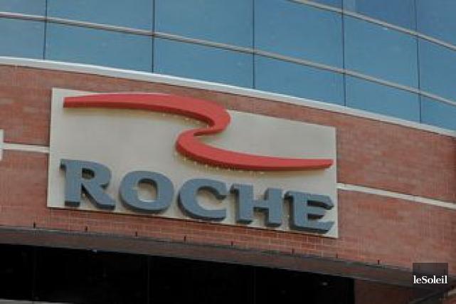 L'ancien vice-président municipalités et bâtiments chez Roche, André... (Photothèque Le Soleil, Erick Labbé)