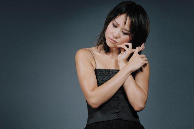 La jeune pianiste chinoise Yuja Wang... (Photo: Felix Broede/Deustche Grammophon)