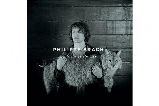 L'auteur-compositeur saguenéen Philippe Brach, toujours en lice pour le grand...
