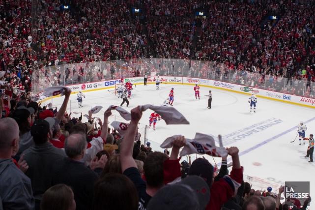 Le Canadien pourrait réussir un premier balayage depuis... (Photo Hugo-Sébastien Aubert, La Presse)