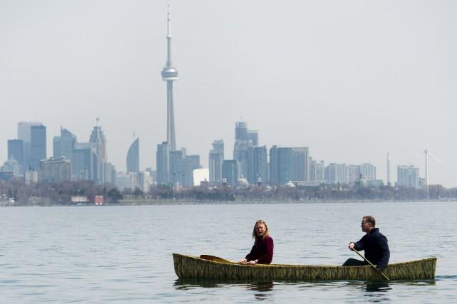Toronto... (La Presse Canadienne)