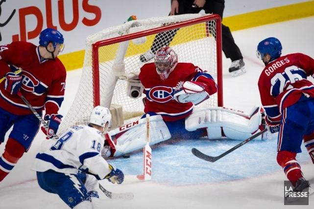 Relisez le clavardage du quatrième match de la série entre le Canadien et le... (Photo: André Pichette, La Presse)