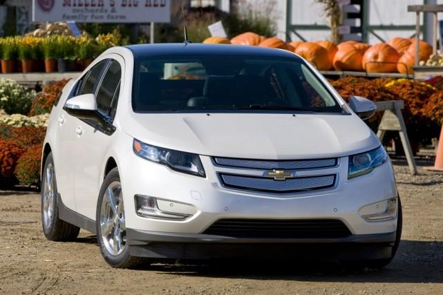 Déçu par la consommation d'essence de sa ChevroletVolt,... (Photo fournie par GM)