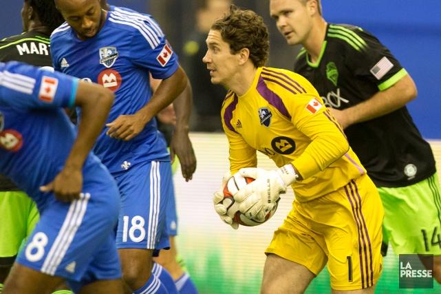 Depuis le début de la saison, le gardien... (Photo Robert Skinner, archives La Presse)