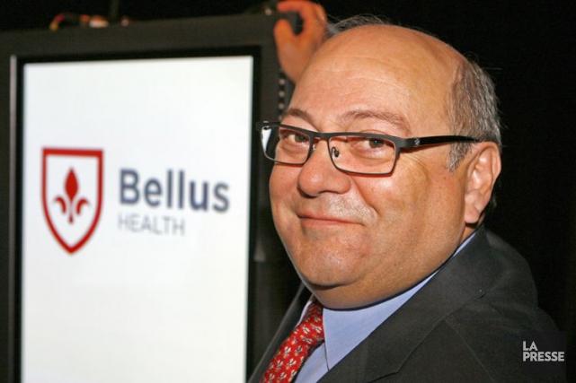 Francesco Bellini demeurera président du conseil de quatre... (Photo Robert Mailloux, Archives La Presse)