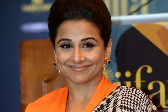 L'actrice indienne Vidya Balan (notre photo), qui sera... (Photo: archives AFP)