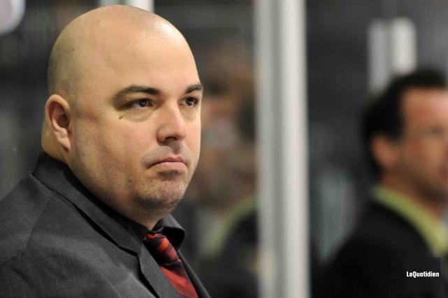 L' entraîneur des Marquis, Dean Lygitsakos, souhaite que... ((Archives Le Quotidien))