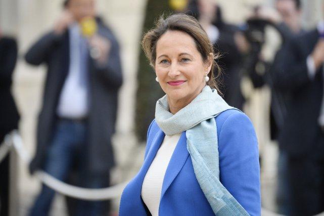 La nouvelle ministre française de l'Écologie Ségolène Royal,... (PHOTO LIONEL BONAVENTURE, ARCHIVES AFP)