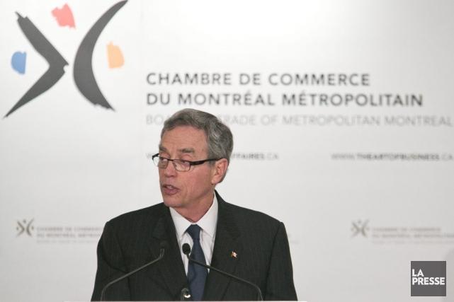 Joe Oliver, ministre fédéral des Finances, a répété... (PHOTO HUGO-SÉBASTIEN AUBERT, LA PRESSE)
