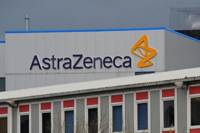 Sur l'ensemble de l'année, AstraZeneca table toujours sur... (PHOTO ANDREW YATES, ARCHIVES AFP)