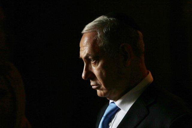 Le premier ministre israélien Benyamin Nétanyahou, à Jérusalem,... (PHOTO BAZ RATNER, ARCHIVES REUTERS)