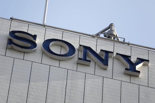 En février dernier, Sony a présenté de nouvelles... (PHOTO ARCHIVES BLOOMBERG)