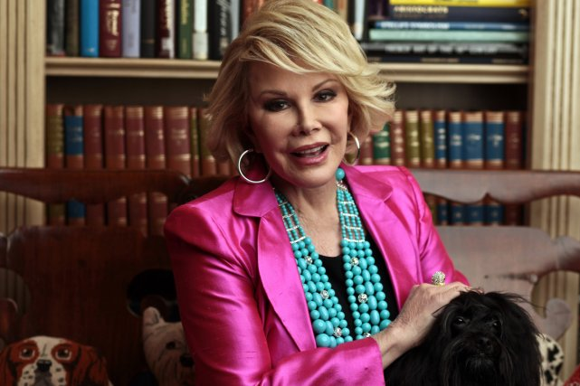 Joan Rivers... (Photo: The New York Times)