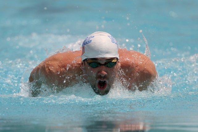 Michael Phelps... (Photo Joe Camporeale, USA Today)