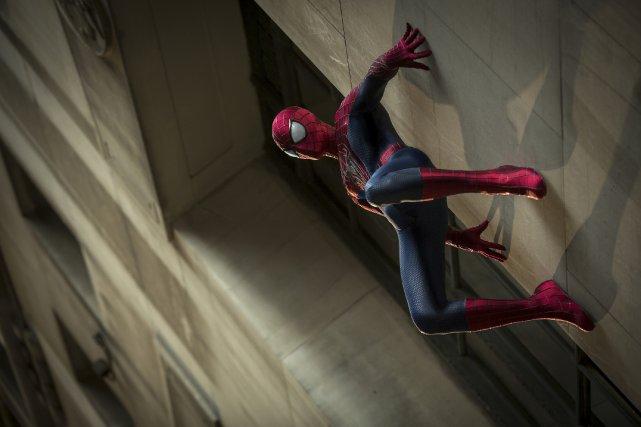 C'est un super-héros connu de tous qui aura l'honneur d'ouvrir le Ciné-parc... (Photo Columbia/Sony)
