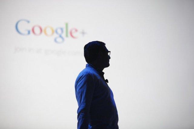 «J'annonce aujourd'hui mon départ de Google, après presque... (Photo Stephen Lam, Archives REUTERS)
