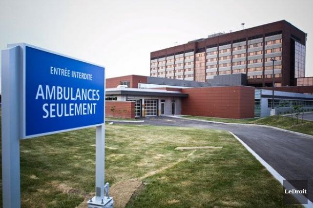 Il ne faut pas penser que le système de santé est partout une catastrophe comme... (Étienne Ranger, archives LeDroit)