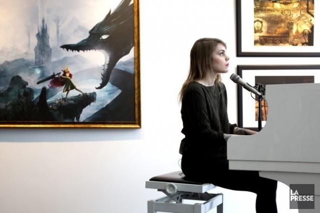 Dans les jeux vidéo comme au cinéma, la trame musicale est presque un... (Photo: Marco Campanozzi, La Presse)