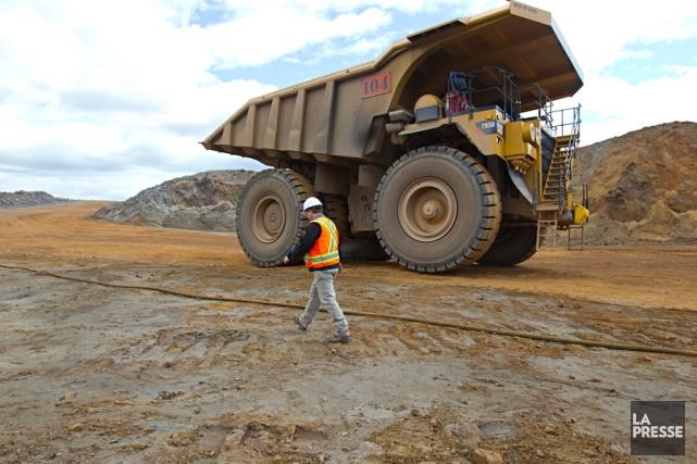 Le secteur minier du Nunavik devrait continuer à... (PHOTO FRANÇOIS ROY, ARCHIVES LA PRESSE)