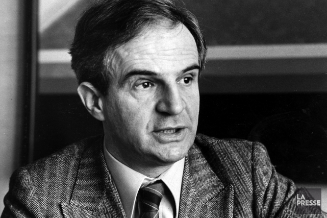 François Truffaut en 1981.... (Photo: Jean-Yves Létournau, archives La Presse)