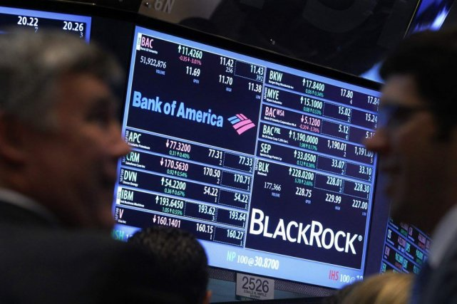 Bank of America avait notamment omis de préciser... (PHOTO BRENDAN MCDERMID, ARCHIVES REUTERS)