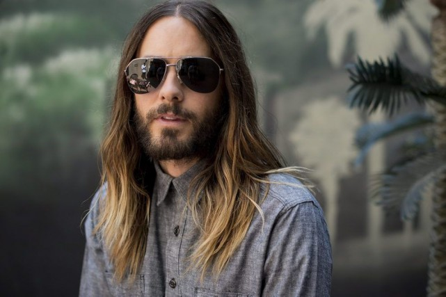 Jared Leto... (Photo: archives AP)