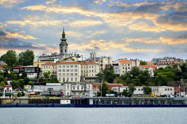 Belgrade, en Serbie.... (Photo Digital/Thinkstock)