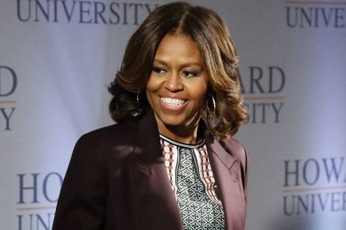 Michelle Obama... (Photo: archives Reuters)