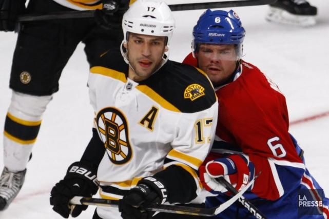 Un rendez-vous printanier avec les Bruins pourrait être... (Photo Olivier Jean, archives La Presse)