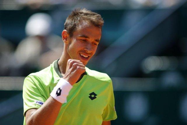 Lukas Rosol, champion en titre du tournoi de... (PHOTO BOGDAN CRISTEL, REUTERS)