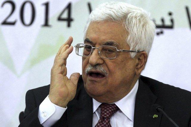 Dans un communiqué, Israël a de nouveau accusé... (PHOTO ABBAS MOMANI, AFP)
